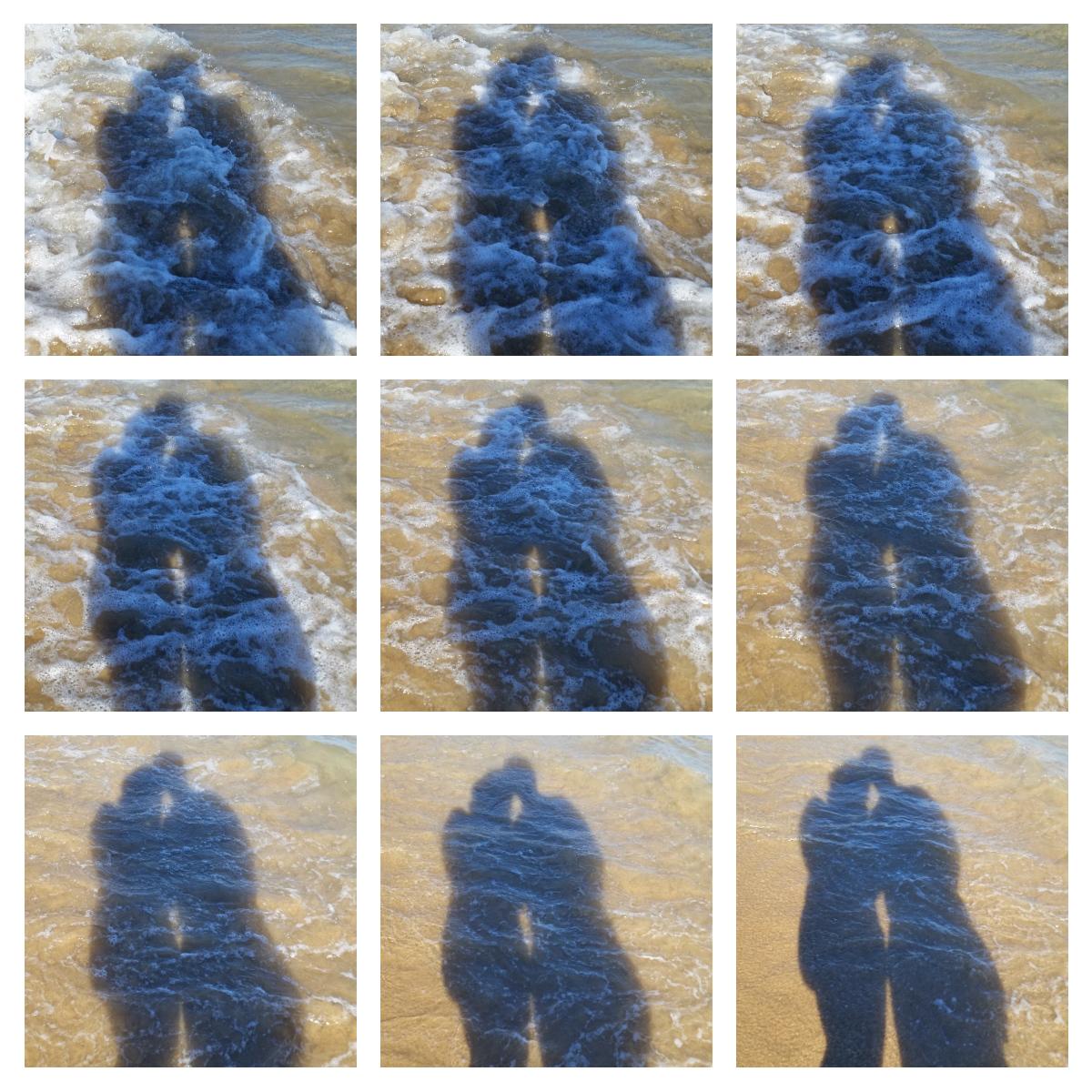 olas que van y vienen