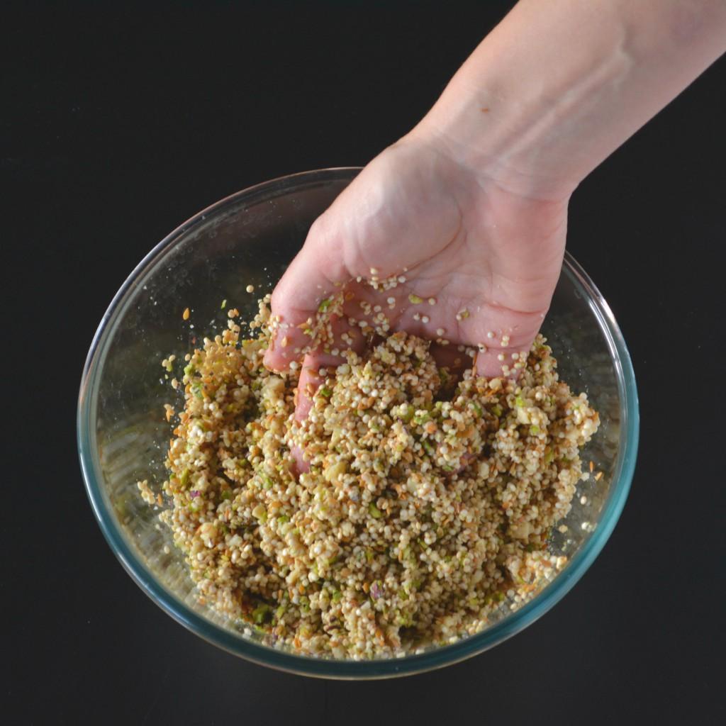 crunchy preparación